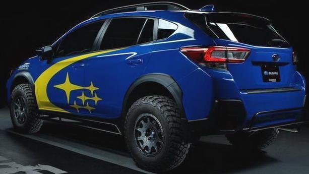 Subaru Crosstrek Overland