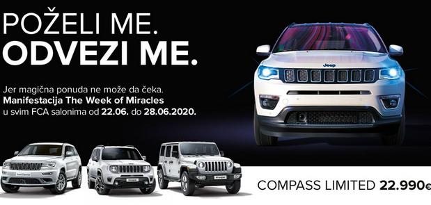 Magična ponuda za Jeep