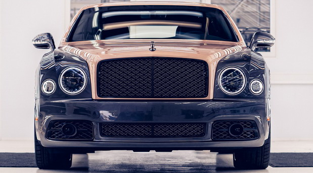 "Mulsanne Speed ""6.75 Edition by Mulliner"""