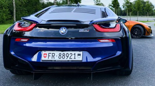 Edo Motorsport BMW i8 CSL-R