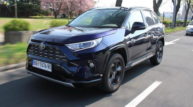 Toyota RAV4 Hybrid FWD Style