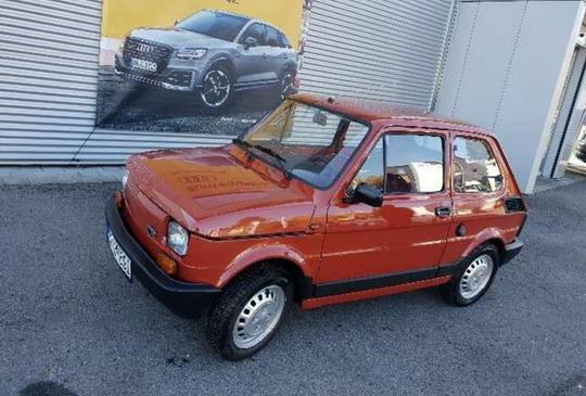 Fiat 126 P GL