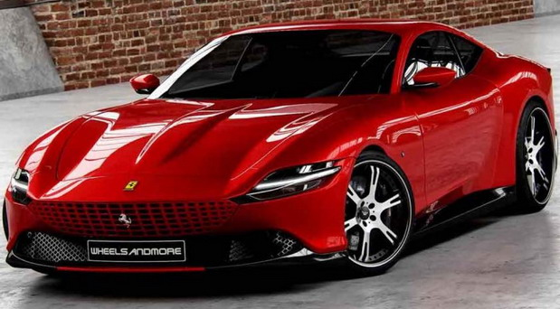 Wheelsandmore Ferrari Roma