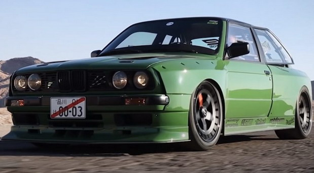 Rebellion Forge Racing BMW E30