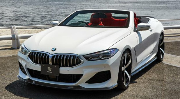 3D Design BMW Serije 8 Cabrio