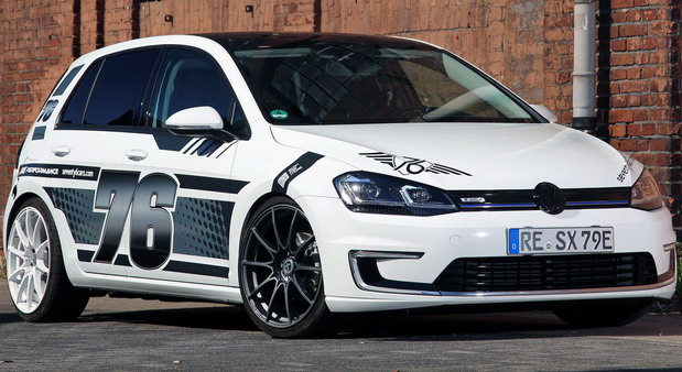 xXx Performance Volkswagen e-Golf