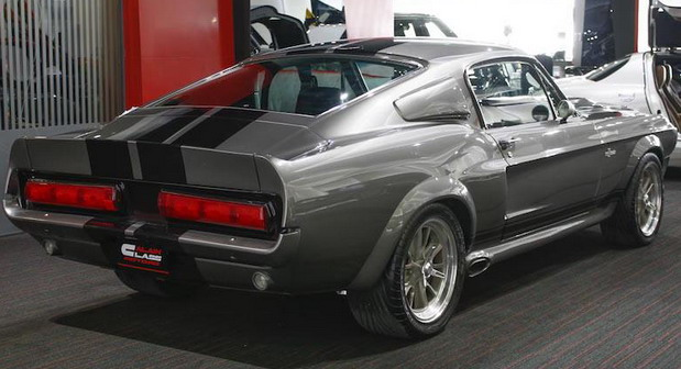 Forda Mustang Eleanor