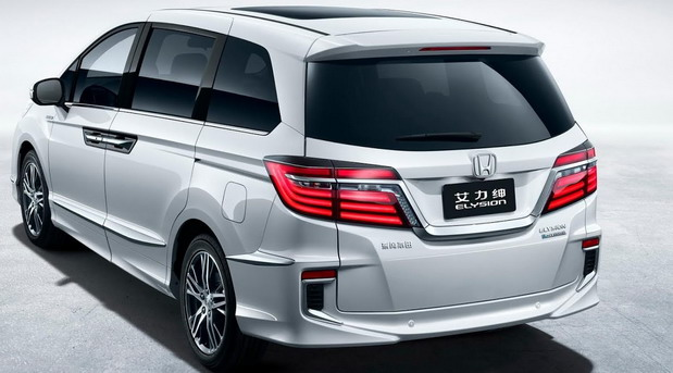 Obnovljena Honda Elysion
