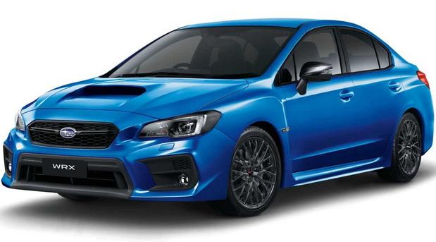 Subaru WRX Club Spec