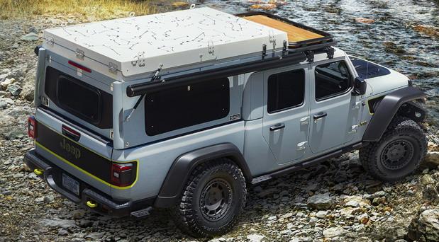 Jeep Gladiator Farout Concept