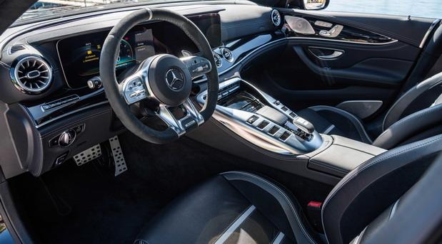 Brabus Mercedes-AMG GT63 S