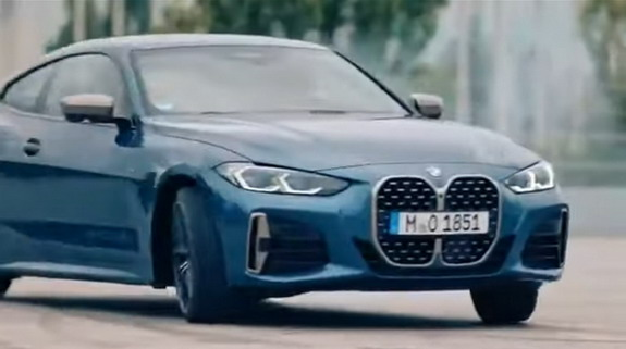 BMW reklama