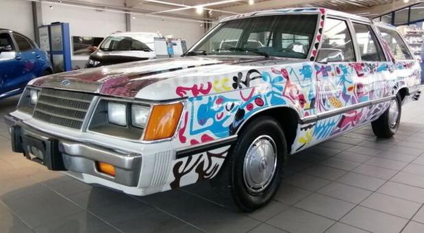 Ford Lilanga