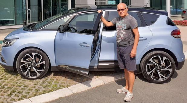 Renault Scenic 1,7
