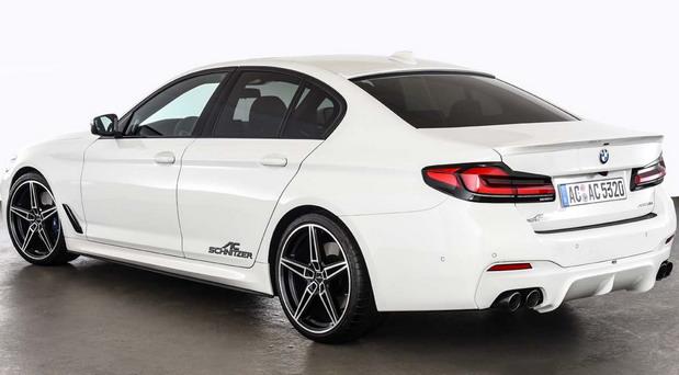 AC Schnitzer BMW Serije 5