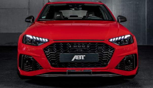 ABT Audi RS4-S