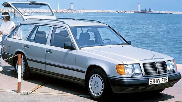 Mercedes T Modell