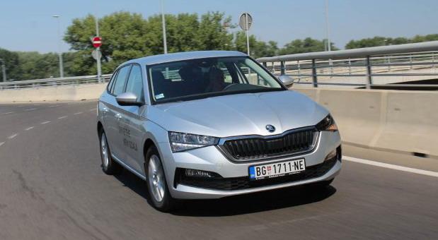 Škoda Scala 1,6 TDI Ambition