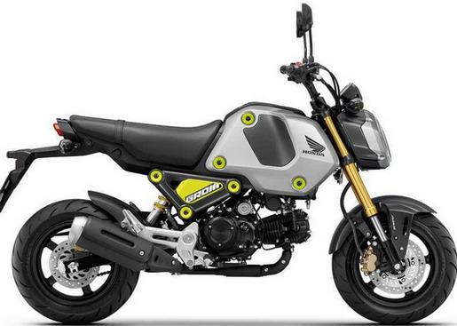 Honda MSX1245 Grom