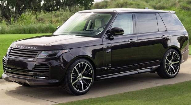 Overfinch Range Rover Sandringham Edition