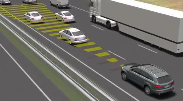 aktivni sistemi pomoći u automobilima