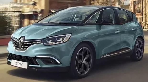 2021 Renault Scenic