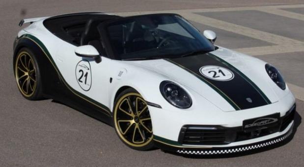 SpeedArt Porsche 911