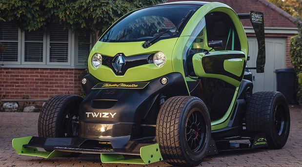 Oakley Design Renault Twizy