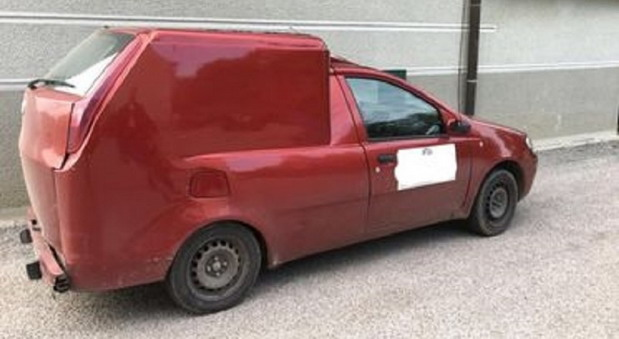 Fiat Punto Classic kao dostavno vozilo