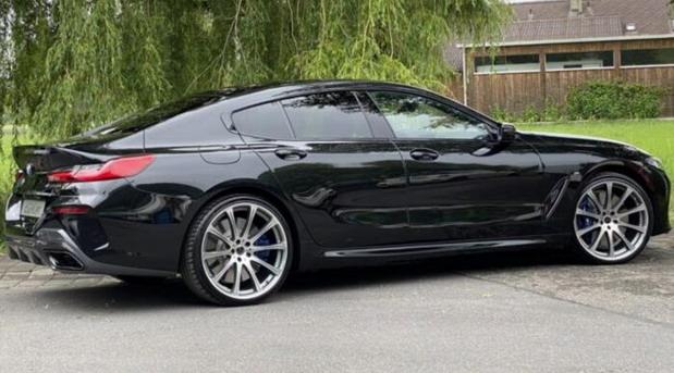 Dähler BMW M850i Gran Coupe