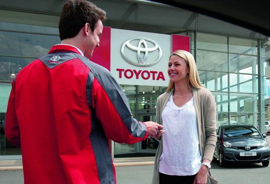 Toyota kampanja