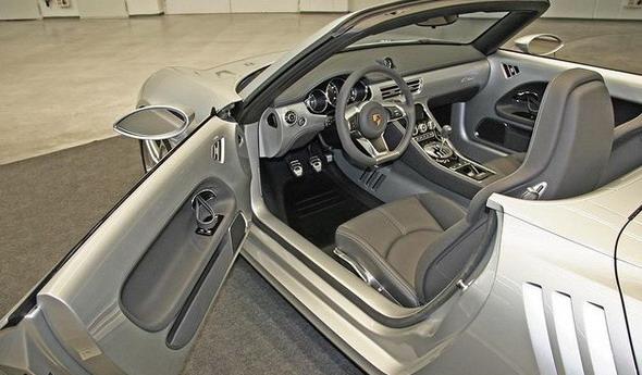 Porsche 550one