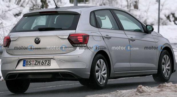 Volkswagen Polo facelift