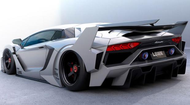 Lamborghini Aventador GT EVO