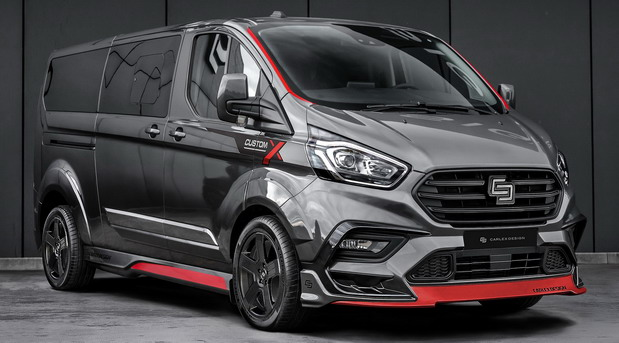 Ford Transit Custom X