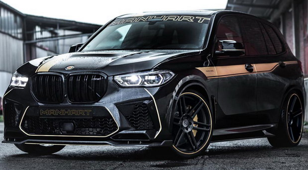 Manhart BMW X5 M