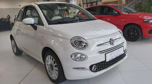 Fiat 500 1.2 69 KS lounge