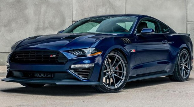 Ford Mustang Roush Performance