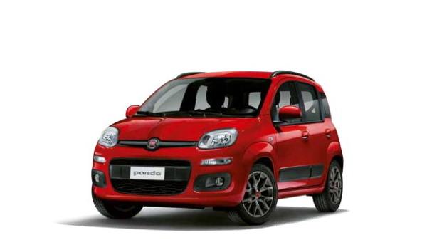 Fiat Panda 1.0 BSG Hybrid 70KS