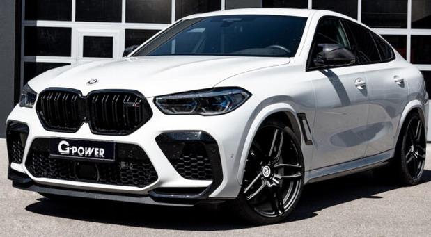G-Power BMW X6 M