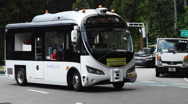 Autobus Singapur
