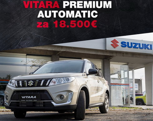 Suzuki Vitara Premium Automatic