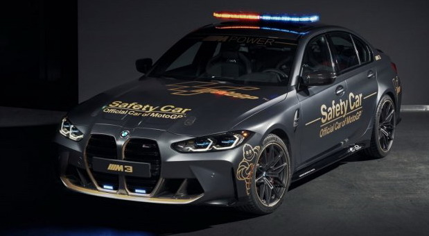 BMW M3 Safety Car