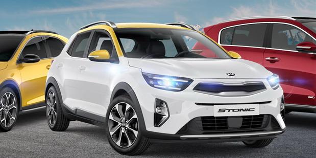 Kia SUV modeli