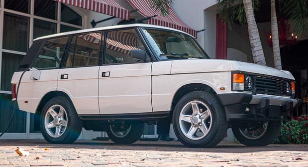 Range Rover Electromod