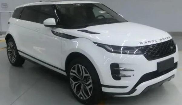 Range Rover Evoque LWB