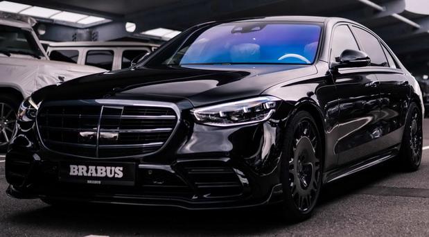 Brabus Mercedes S klase