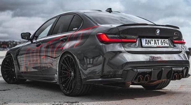 Aulitzky BMW M3