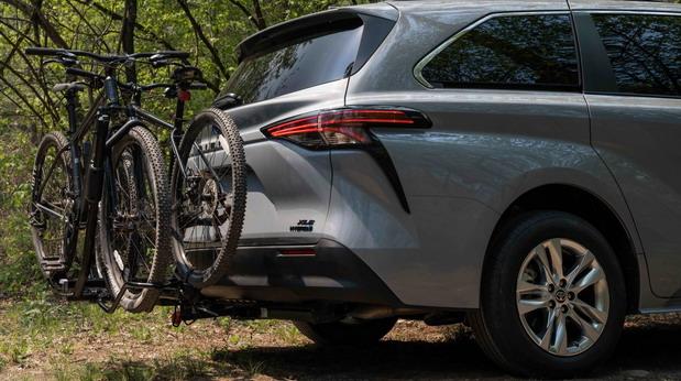 Toyota Sienna Woodland Edition