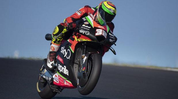 Aprilija u Moto GP